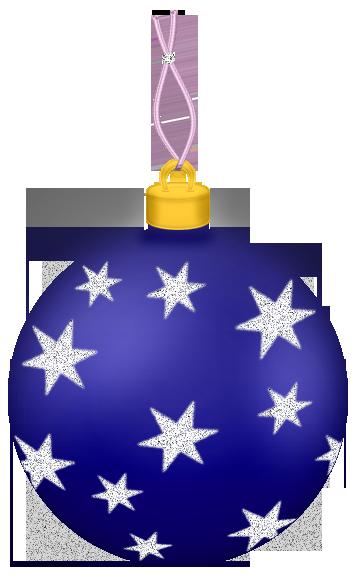 Blue Christmas Ornament Clipart blue christmas star clipart - clipart ...