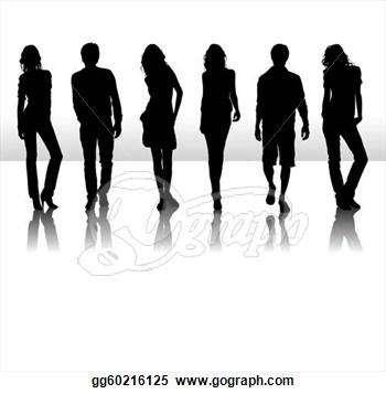 Fashion Show Clip Art Clip Art Gg60216125