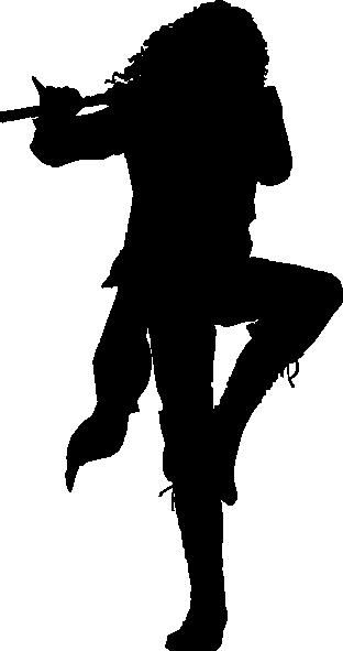 Man Silhouette Tux Clipart Clipart Suggest