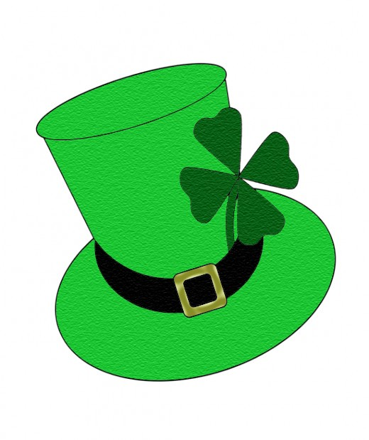 St. Patrick's Day Border Clipart - Clipart Kid