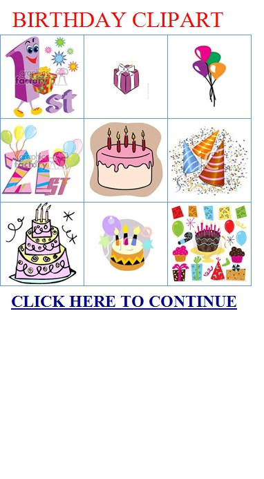 Funny 40th Birthday Clipart