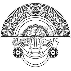 Ancient roman empire symbol