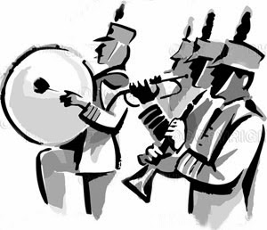 Marchingband Clipart Marching Band Clip Art Jpg