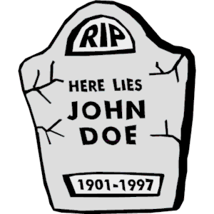 Tombstone 12 Clipart Cliparts Of Tombstone 12 Free Download  Wmf Eps
