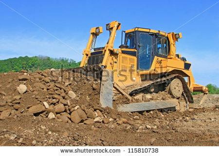 high track bulldozer clipart clipart kid