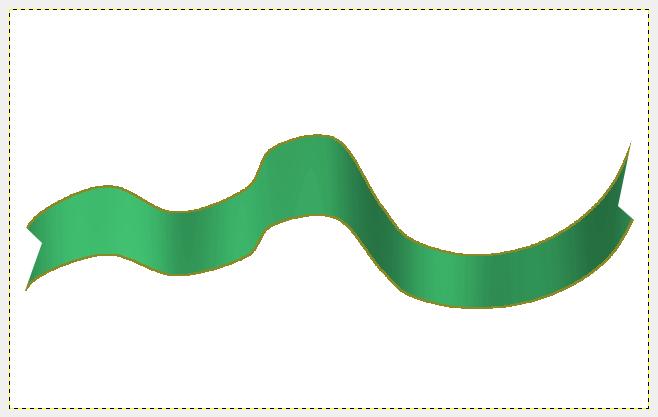 Flowing Ribbon