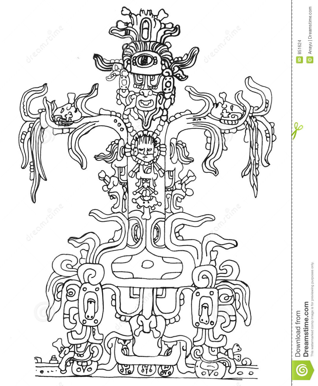 Inca Design Stock Images   Image  851624
