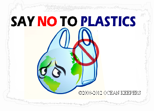 say no to plastic bags essay