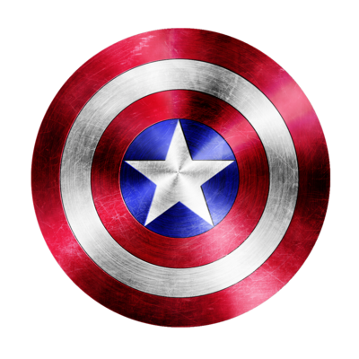Captain America S Shield By Vaderprime1 On Deviantart