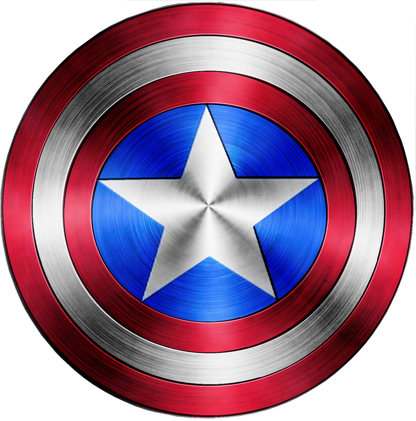 Captain America Shield By Jdrincs On Deviantart #OiHQSG - Clipart Kid