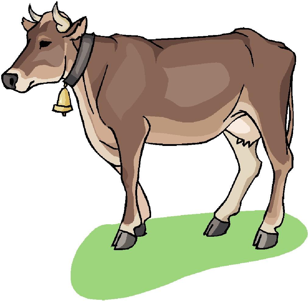 Clip Art Four Calves Clipart - Clipart Suggest