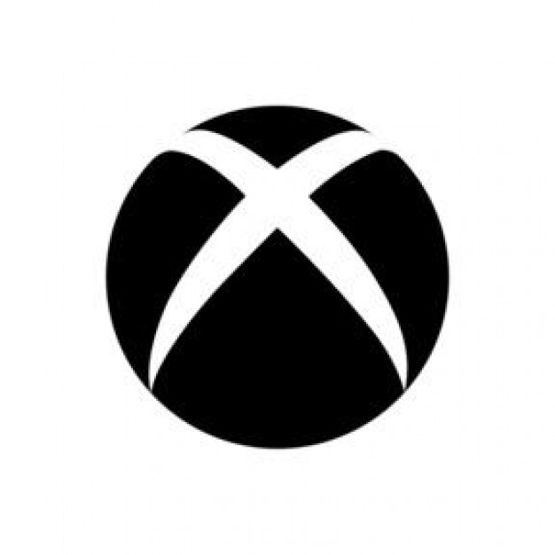 Xbox Black And White Clipart - - 25.3KB