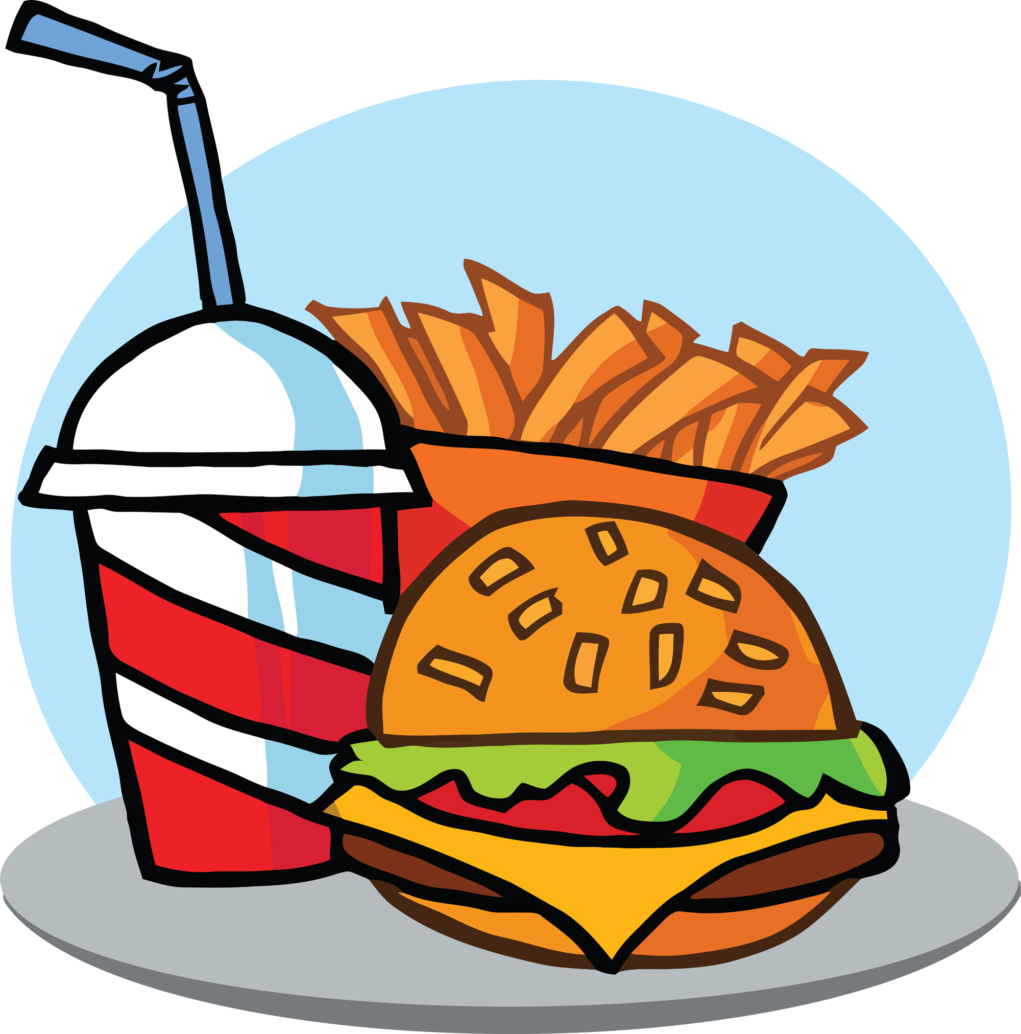 Fast Food Restaurant Clipart   Cliparthut   Free Clipart