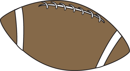 Football Clipart Outline