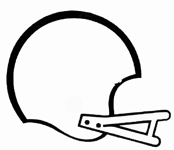 Football Outline Clipart Images   Pictures   Becuo