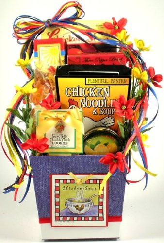 Get Well Soon Gift Baskets For Women