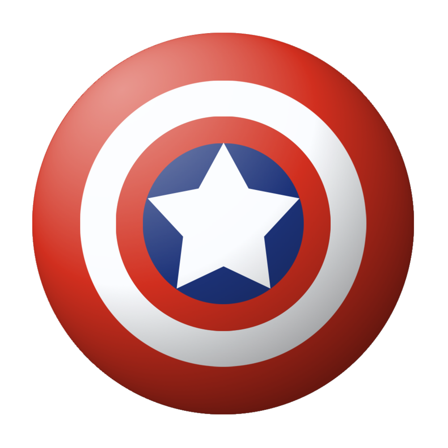 Image Round Captain America Shield Png Image Round Captain America