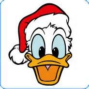Merry Christmas Donald Duck Clip Art   Bing Images
