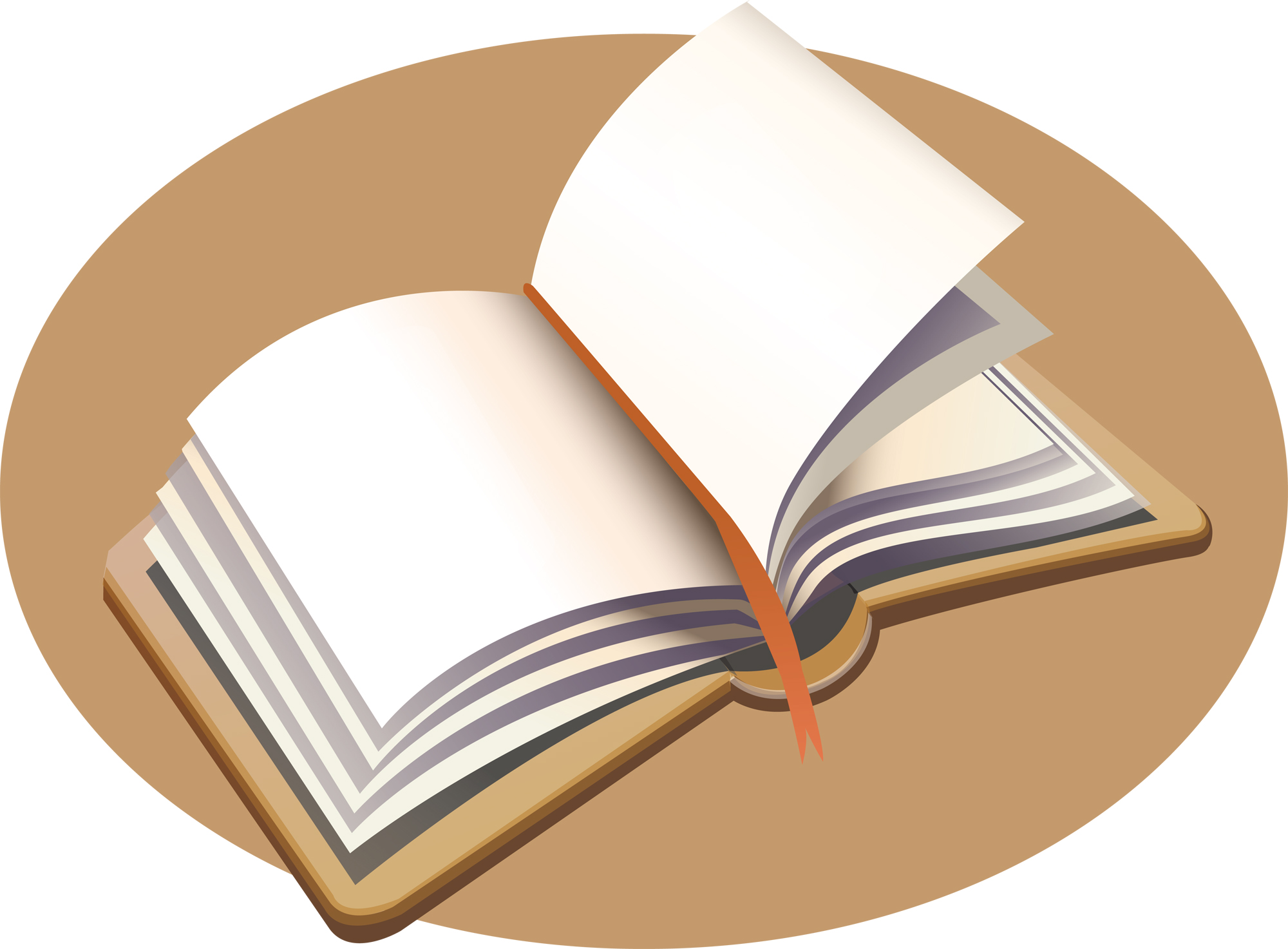 Open Book With Words Coming Out Clipart Open Book With Words Coming