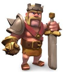 Barbarian Clash Of Clans More Clans Party Archer Queen Clash Of Clans
