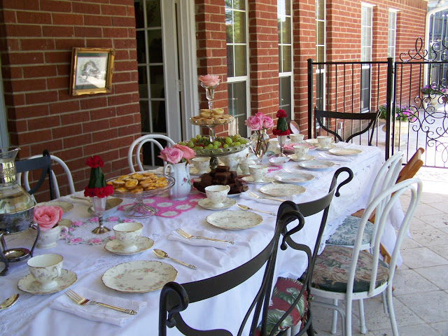 Gallery For   High Tea Clip Art