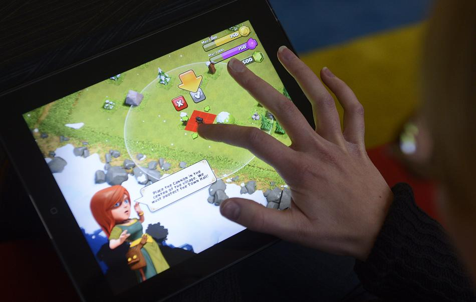 Games Wie  Clash Of Clans  Und  Hay Day   Japaner Zahlen 11 Milliarde
