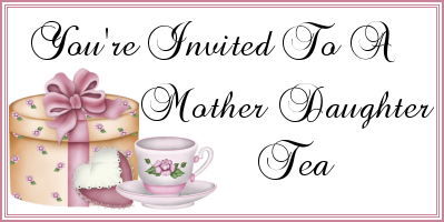 Mother Daughter Party Clipart - Clipart Suggest
