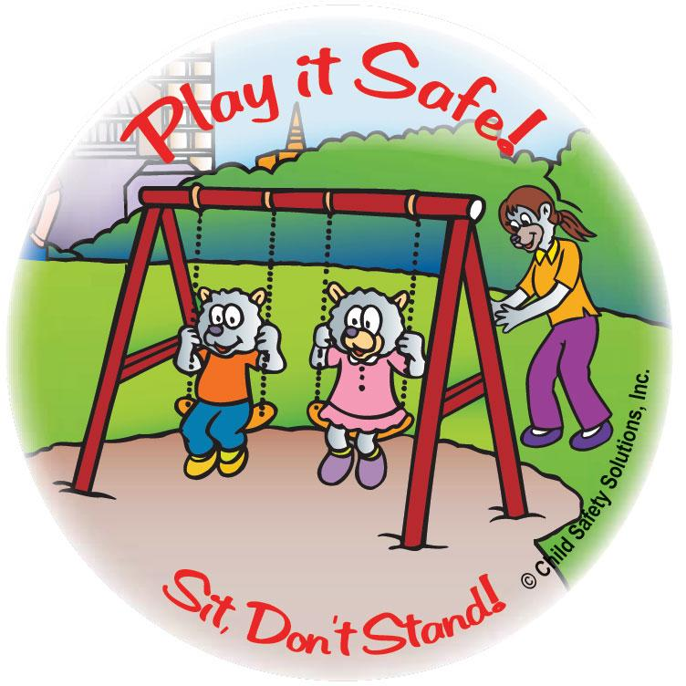 Be Safe On Playground Clipart Clipart Suggest