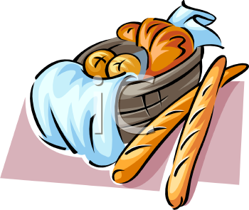 Bread Basket Clipart Black And White   Clipart Panda   Free Clipart
