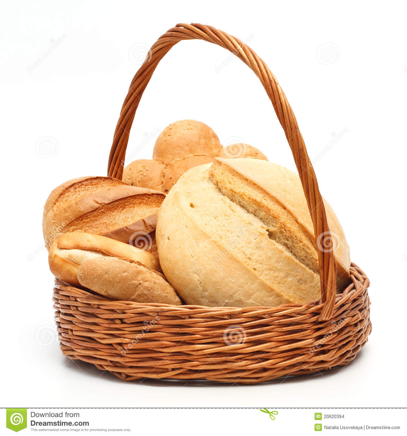 Bread Basket Clipart Images   Pictures   Becuo