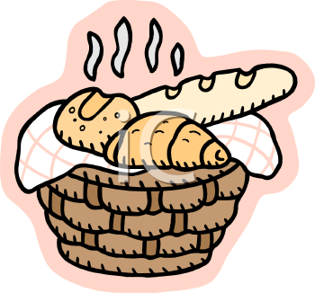 Bread Basket Clipart Clipart Suggest