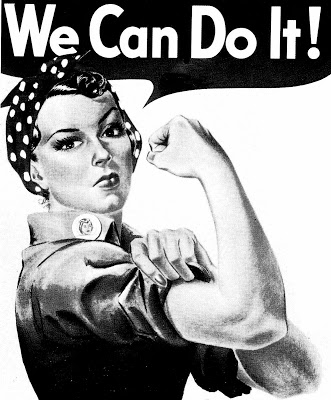 Domain Clip Art Photos And Images  Women S History Month We Can Do It