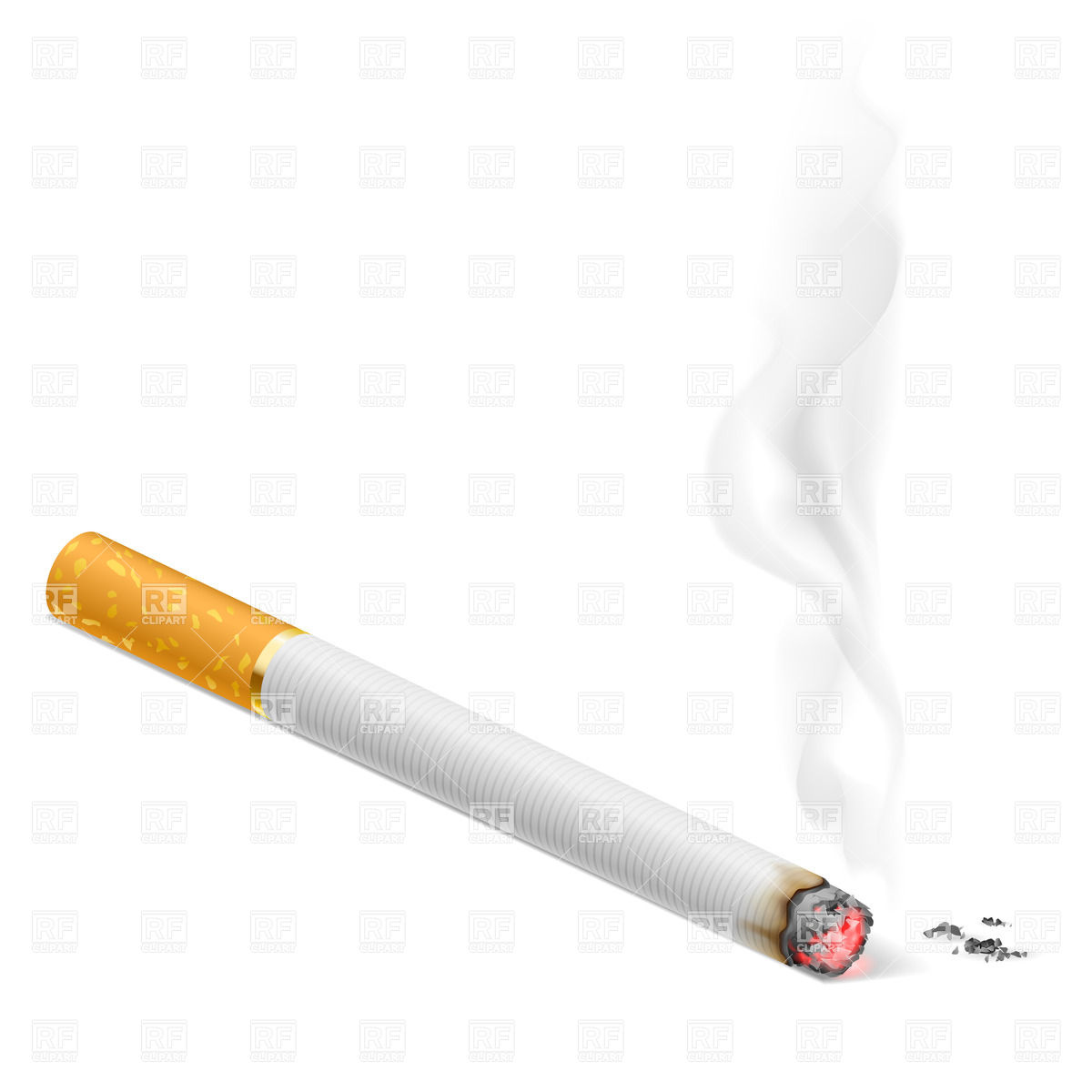Clothes Of Cigarette Smoke In Clipart - Clipart Kid