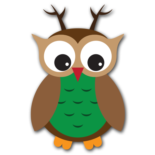 cute christmas owl clipart clipart suggest Merry Christmas Clip Art christmas owl clip art free