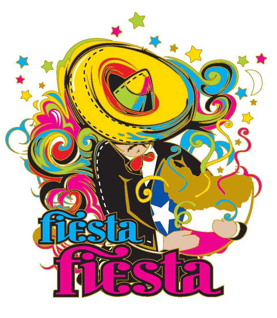 fiesta and backgrounds clipart clipart suggest