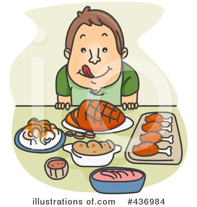 Banquet Food Feast Clipart - Clipart Kid