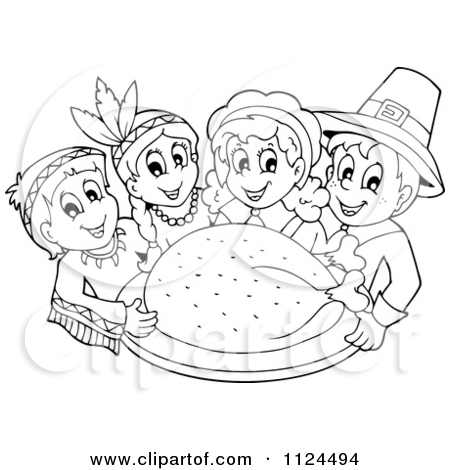 Adult Turkey Clip Art