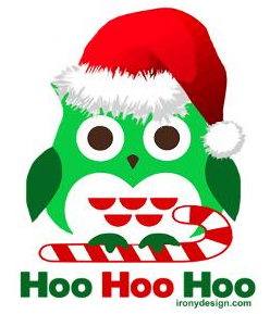 Clip Art Christmas Owl Clip Art cute christmas owl clipart kid trendy merchandise irony designs fun shops funny