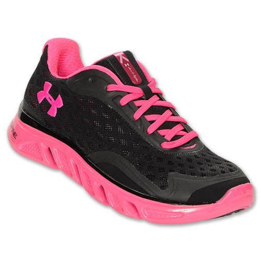 Women Shoes   Under Armour Shoes Pink   Aecfashion Com
