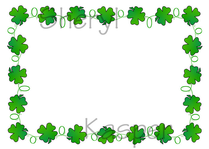 March borders clipart clipart suggest for Microsoft clipart border