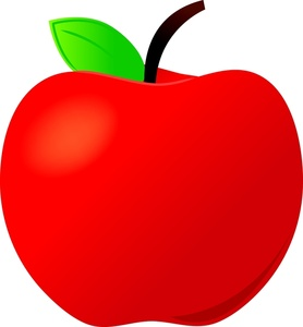 Apple Clip Art Images Apple Stock Photos   Clipart Apple Pictures