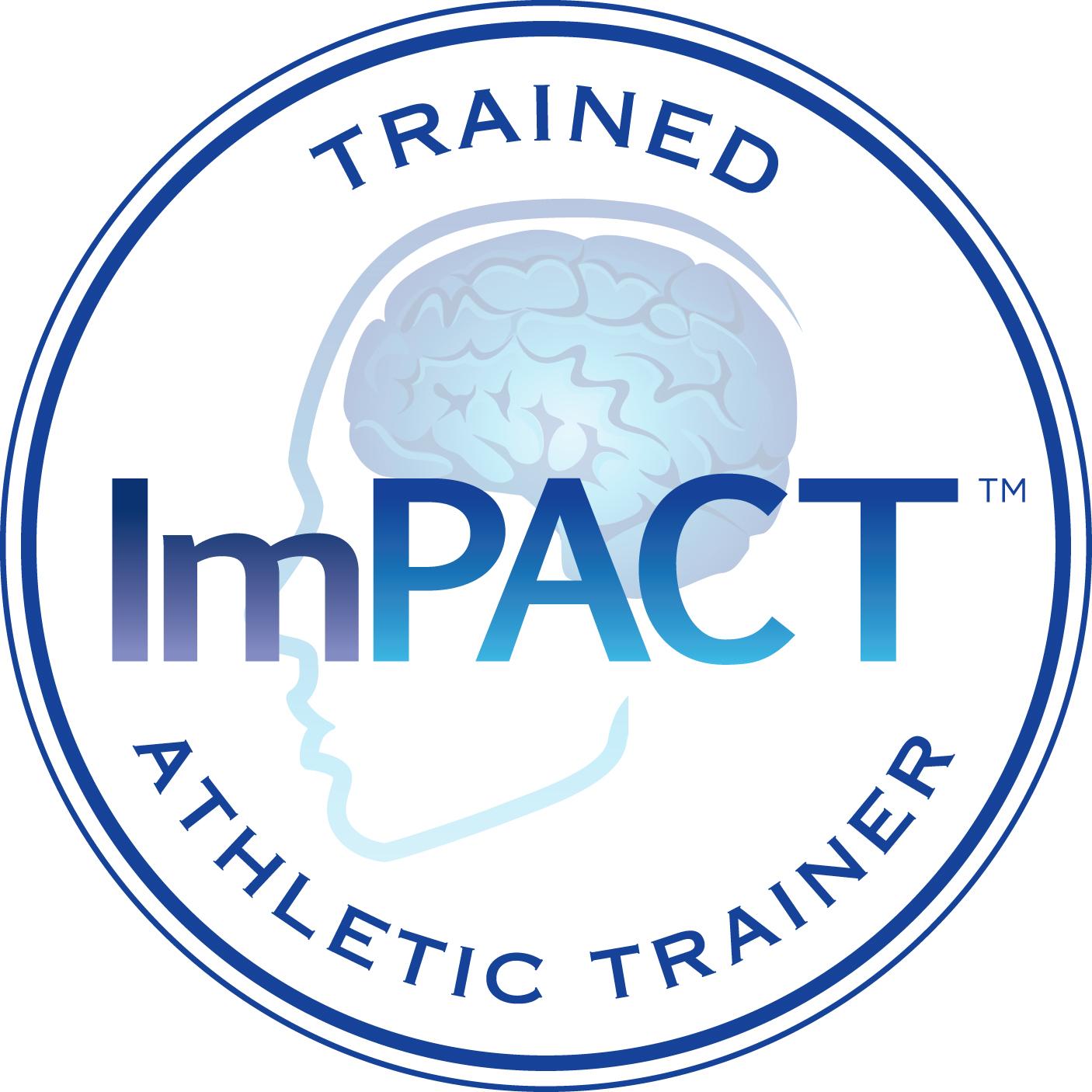 Athletic Training Logo Impact S Trained Athletic #ImymVp - Clipart Kid