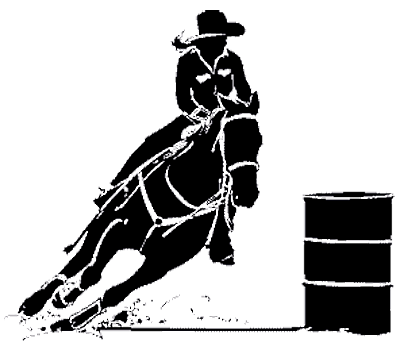 Barrel Racing Clipart - Clipart Kid