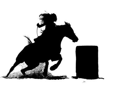 Clip Art Barrel Racing Clip Art barrel racing silhouette clip art a3snev clipart kid art