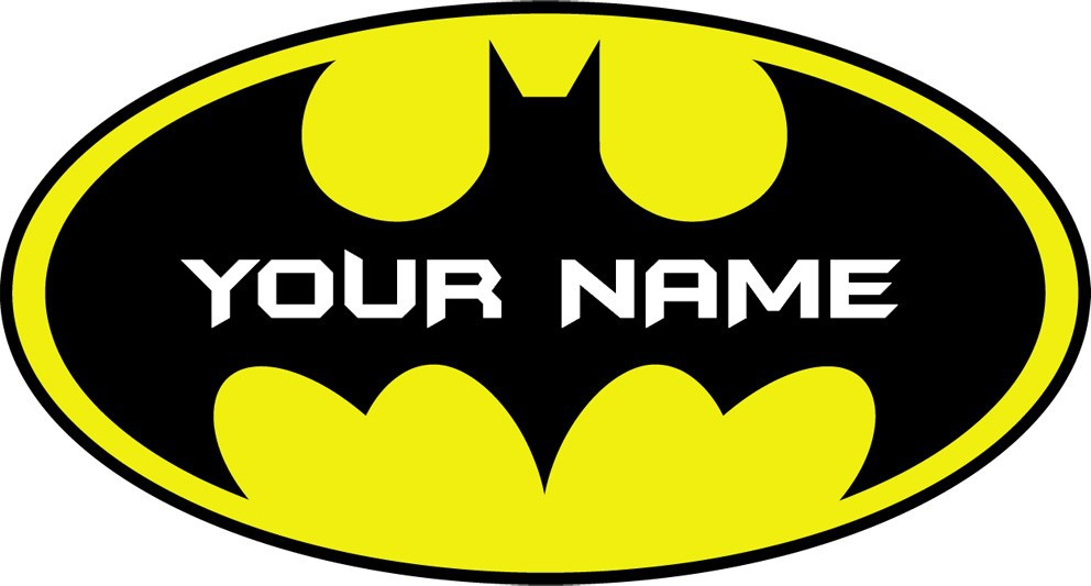 Batman Logo Stickers Reviews   Online Shopping Reviews On Batman