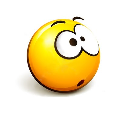Confused Happy Face Clipart