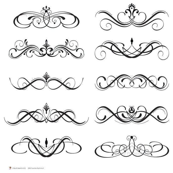Free Wedding Clipart Designs   Cool Graphic Designs Free Invoice