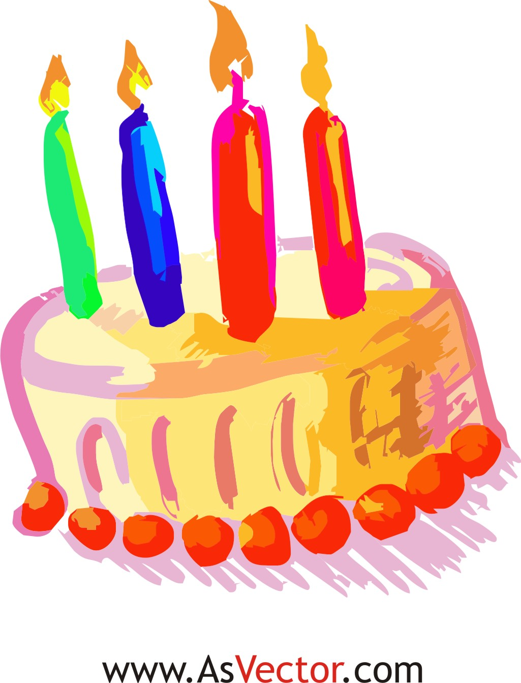 June Birthday Clipart - Clipart Kid