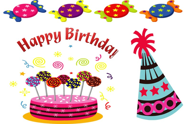 Happy Birthday In Spanish Clipart - Clipart Kid