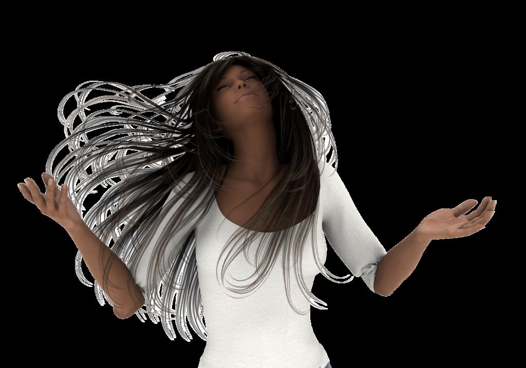 Free Christian Silhouette Clip Art